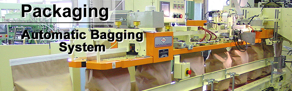 NEWLONG INDUSTRIAL CO , LTD  / Automatic Bagging Machine, Sewing